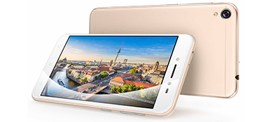 Asus ZenFone Live L1, el primer smartphone de entrada con pantalla infinita