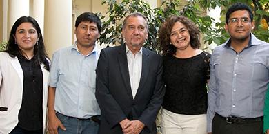 Barañao viajó a Jujuy y anunció kits de robótica para las escuelas
