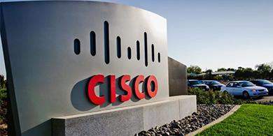 Los ingresos de Cisco crecen por primera vez en dos años