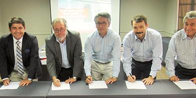Chile lanza el Hub Global de Iquique, el primero del norte del país
