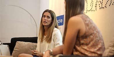 Distecna organizó una charla sobre liderazgo femenino