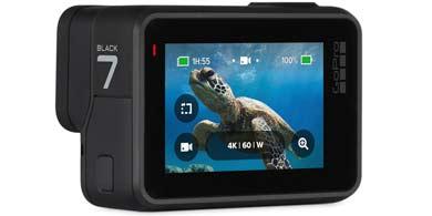 GoPro lanzó su nueva línea HERO7 en Argentina junto a Distecna y Solution Box