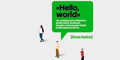 Hello, World. El libro de Dona Sarkar
