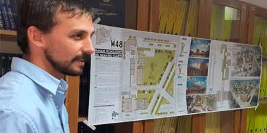 Avanza el proyecto del Parque Tecnológico y Científico del Gran Río Cuarto