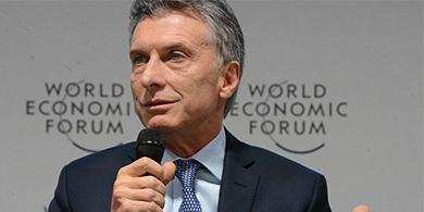 Macri y Bill Gates se reunirán en Davos