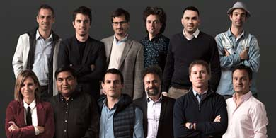 Los 12 finalistas para ganar el Samsung Innova 2018