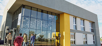 Abre el nuevo edificio TIC del Parque Tecnológico de Santa Fe