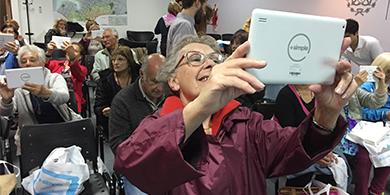 Las tablets +Simple, nominada a los premios de la UIT
