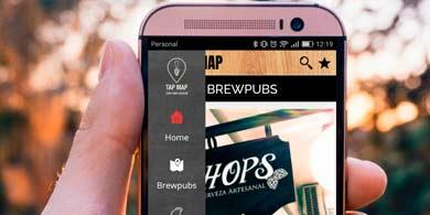 Tap Map, una app para la comunidad cervecera argentina
