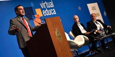 Comenzó Virtual Educa Argentina: