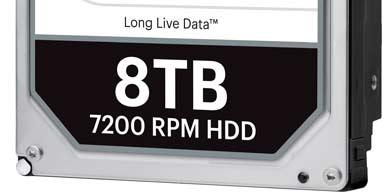 Western Digital expande su oferta de discos duros empresariales de gama media