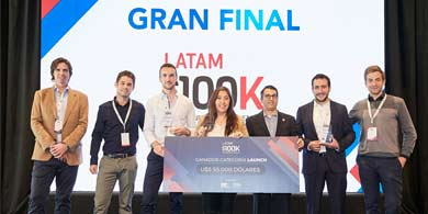 qAIRa, la startup de drones andinos que ganó la competencia 100K LATAM