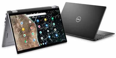 ¿Cómo es la nueva Dell Latitude 7410 Chromebook Enterprise?