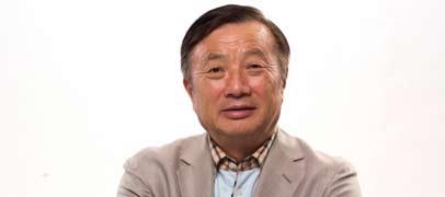 Ren Zhengfei inicia una campaña mediática para fortalecer la imagen de Huawei