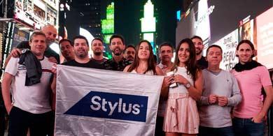 Stylus viajó a Nueva York junto a 10 resellers