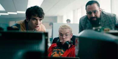 Netflix publicó el trailer de Bandersnatch, la película de Black Mirror