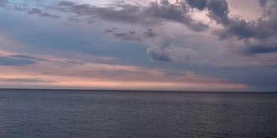 El mar y la nube