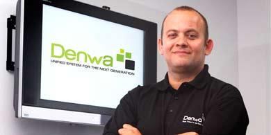 Denwa lanza Plan Canje de centrales telefónicas en todo el país