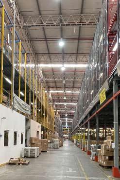 Fuerte incremento en la ocupación de centros logísticos en el mercado inmobiliario corporativo