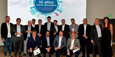 El Distrito Tecnológico porteño festejó sus 10 años en el ITBA
