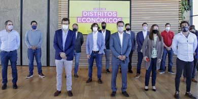 La Ciudad de Buenos Aires relanzó el Distrito Tecnológico