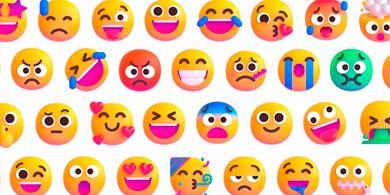 Un emoji por sus pensamientos