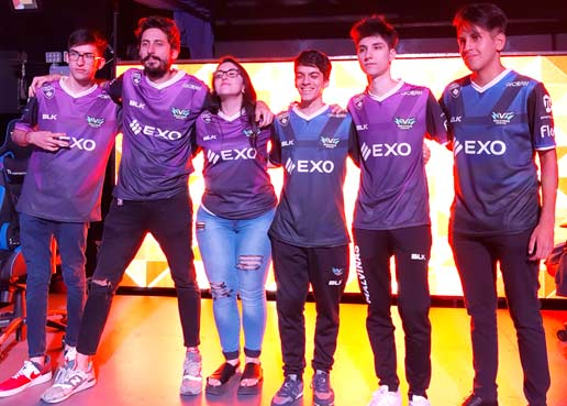 EXO redobla su apuesta al gaming con nuevas PCs y el esponsoreo del equipo Malvinas