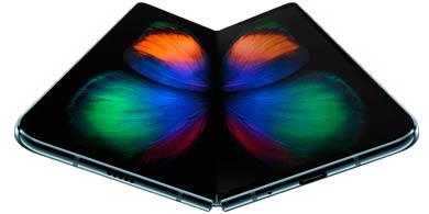 Galaxy Fold, el teléfono de Samsung que se hace tablet