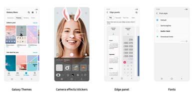 Samsung lanzó la Galaxy Store