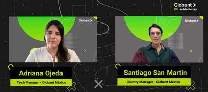 Globant desembarca en Monterrey y contratará a más de 200 personas