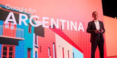 Google for Argentina: