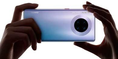 Huawei reimagina el smartphone de la mano del 5G, y lanza su Mate 30
