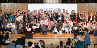El gran premio INNOVAR fue compartido entre dos proyectos de salud