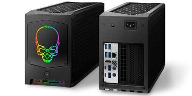 NUC 11 Extreme Kit, la nueva mini gaming PC de Intel