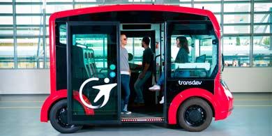 Con Mobileye, Intel quiere integrar vehículos autónomos al transporte público para 2023