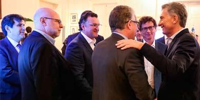 Macri presentó el proyecto de ley para la Economía del Conocimiento