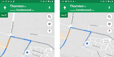 Google Maps sumaría la ubicación de radares
