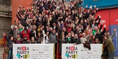 Media Party 2019: un laboratorio para crear anticuerpos contra la desinformación