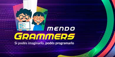 MendoGrammer, la iniciativa para que 10.000 chicos mendocinos aprendan programación