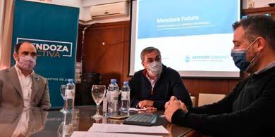 Mendoza Futura, la iniciativa para promocionar la especialización de los futuros profesionales