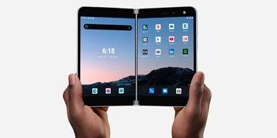 Surface Duo, el nuevo teléfono móvil con doble pantalla de Microsoft