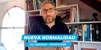 La historia de Oportutek según su cofundador Ali Awadah.