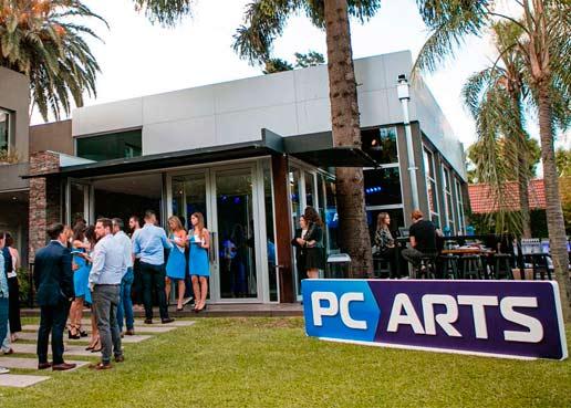 PC ARTS presentó su renovada imagen en su evento de fin de año