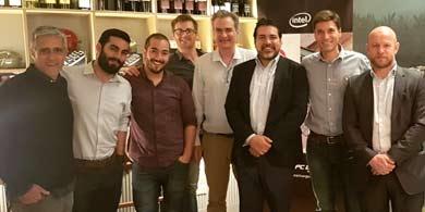 PC-Arts y Lenovo brindaron por el 2018, el año de su alianza