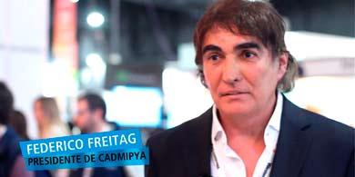 Comenzó PulsoIT 2019. Entrevista con Federico Freitag, Presidente de CADMIPyA