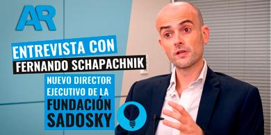 La nueva estrategia de la Fundación Sadosky. Entrevista con Fernando Schapachnik