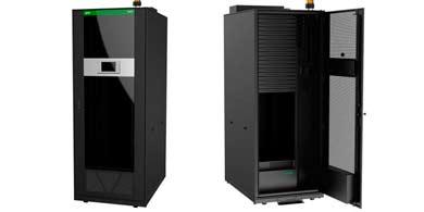 Schneider Electric lanza el microcentro de datos EcoStruxure Serie C 43U