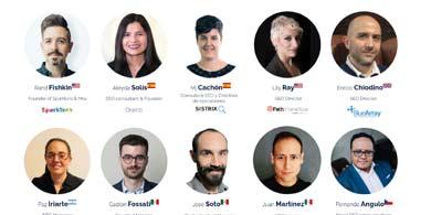 ¿Quiénes serán los speakers del SEOday Live 2020?