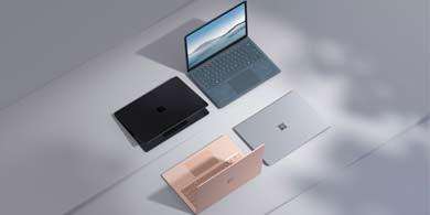 Microsoft presentó su nueva Surface Laptop 4