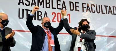 Guillermo Oliveto fue reelecto Decano de la UTNBA: